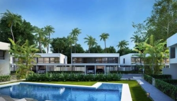New residence in Las Terrenas