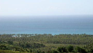 Large Plot of land with panoramic seaview