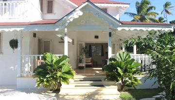 Your creole Villa for a charming bargain price !